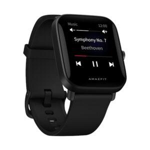 Amazfit Bip U Smartwatch Black EN