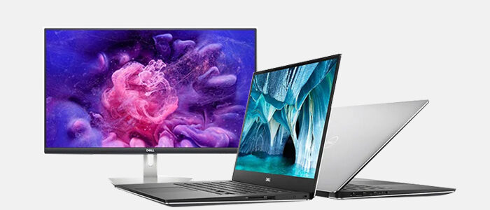 Dell Laptops & Monitors